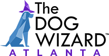 Atlanta Dog Wizard  Logo